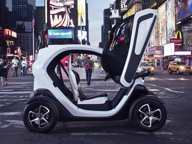 Twizy Intens Red Flex