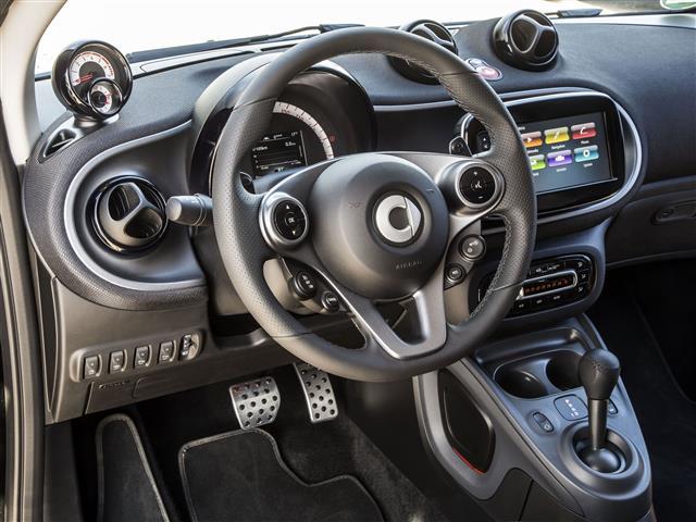 fortwo cabrio 90 Aut