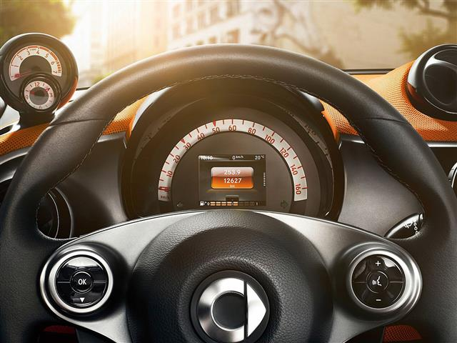 fortwo coup� 71 Aut