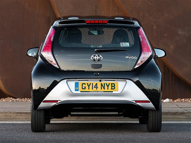 Aygo X-Play Plus MM