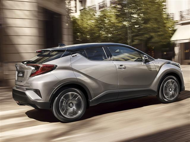 C-HR 1.8 HSD 122 Comfort + Pack Style