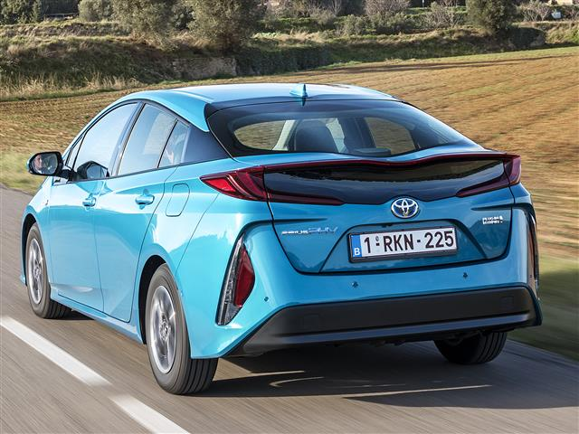 NG Prius Plug-in Hybrid 122 Luxury