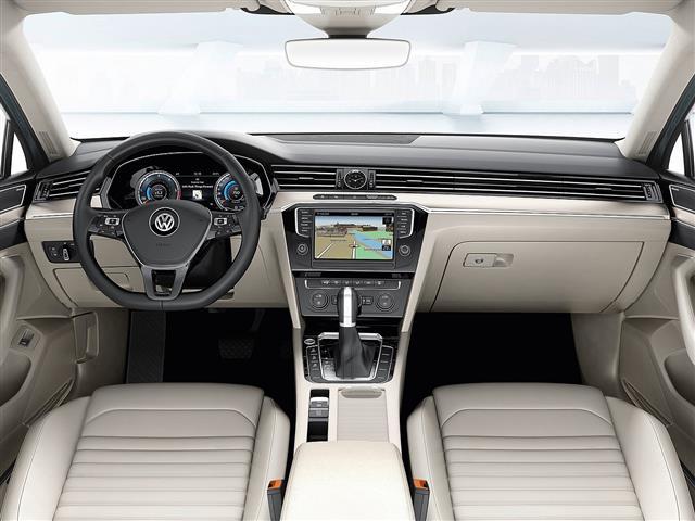 Passat Variant GTE Plug-in 218