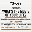 Al Pitti Uomo un'iniziativa di live tweeting da Mcs