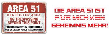 Banner AREA 51