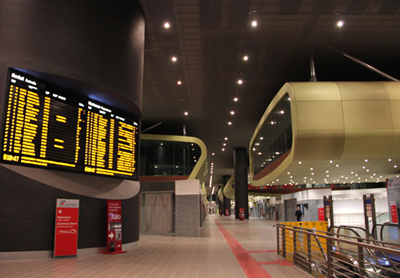 Rome Tiburtina Station