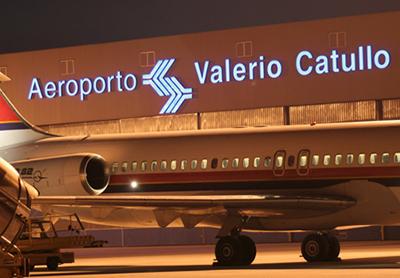 Valerio Catullo Airport