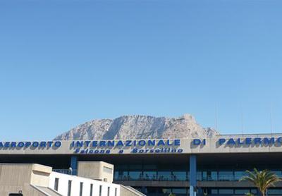 Punta Raisi Airport