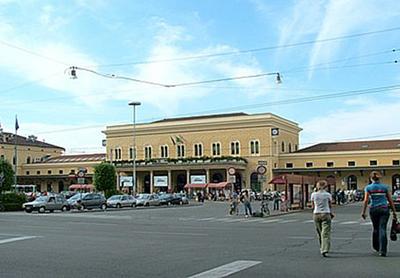 Bologna Central Station