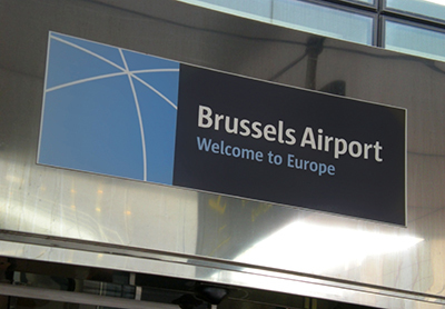 South Brussels Airport