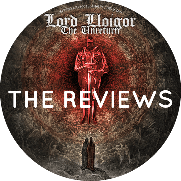Furryz Fornicate reviews Analphabetik 005 – Lord Lloigor The Remixes (Full Album)