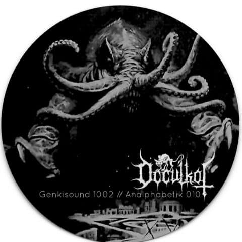 Genkisound 1002 // Analphabetik 010 : Occulkot – The gate is opening