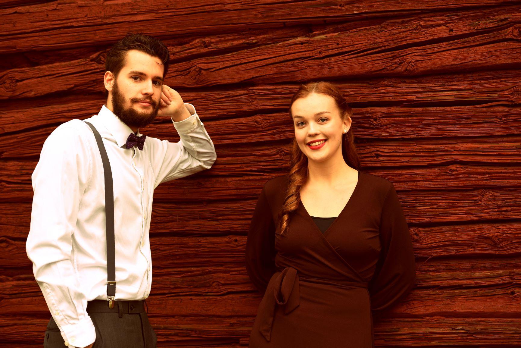 Duo Samuel Salminen & Vilma Laurila
