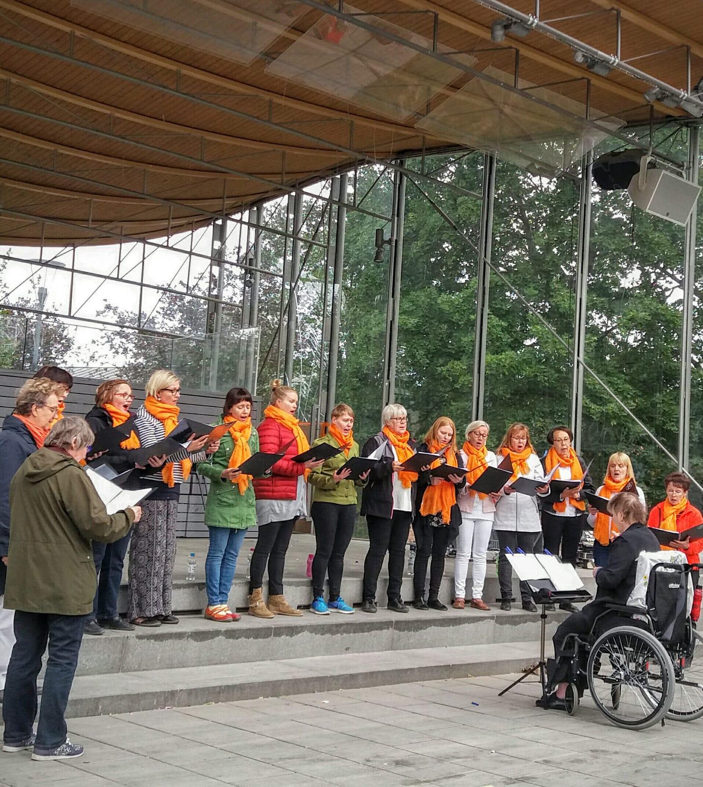 Sampolan Laulajat