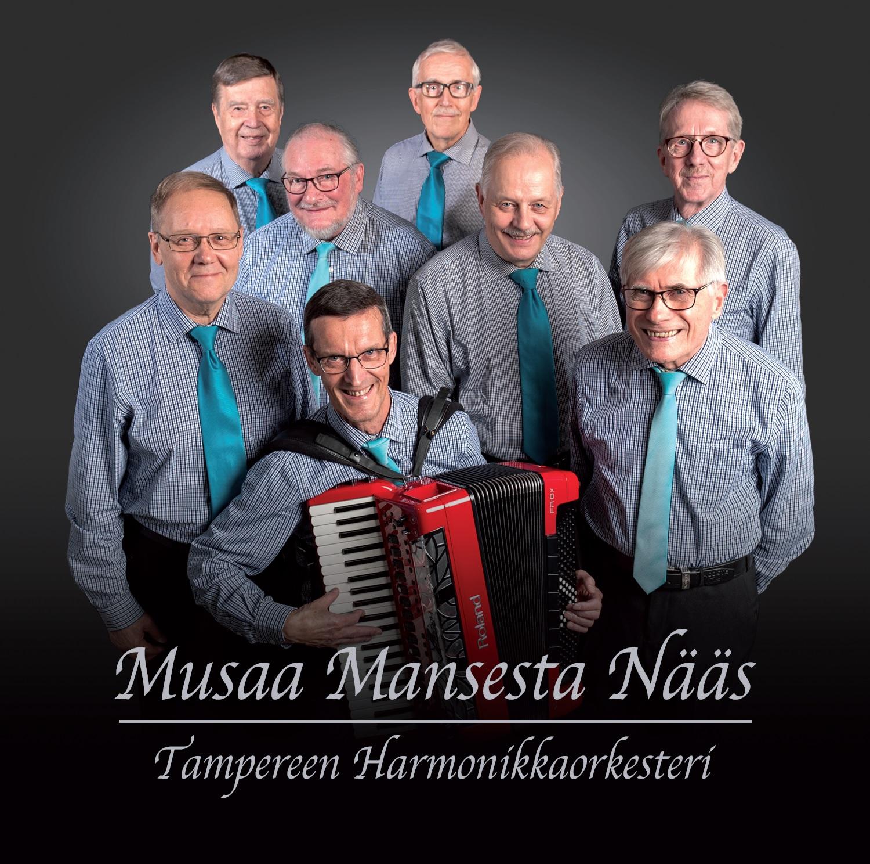 Tampereen Harmonikkaorkesteri, laulusolistina Erkki Ropo