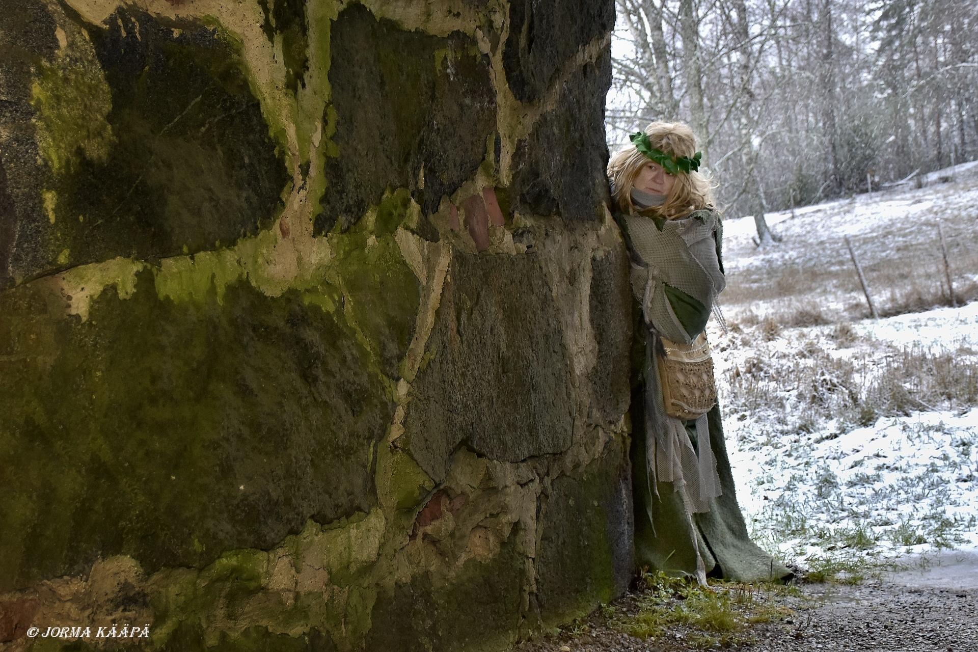 Metsänhaltija Taikametsän Tomero Mielikki Satatiedon tarinatuokio
