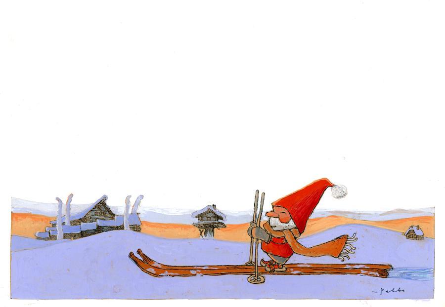 Korvatunturi – Tarinoita Joulupukin valtakunnasta