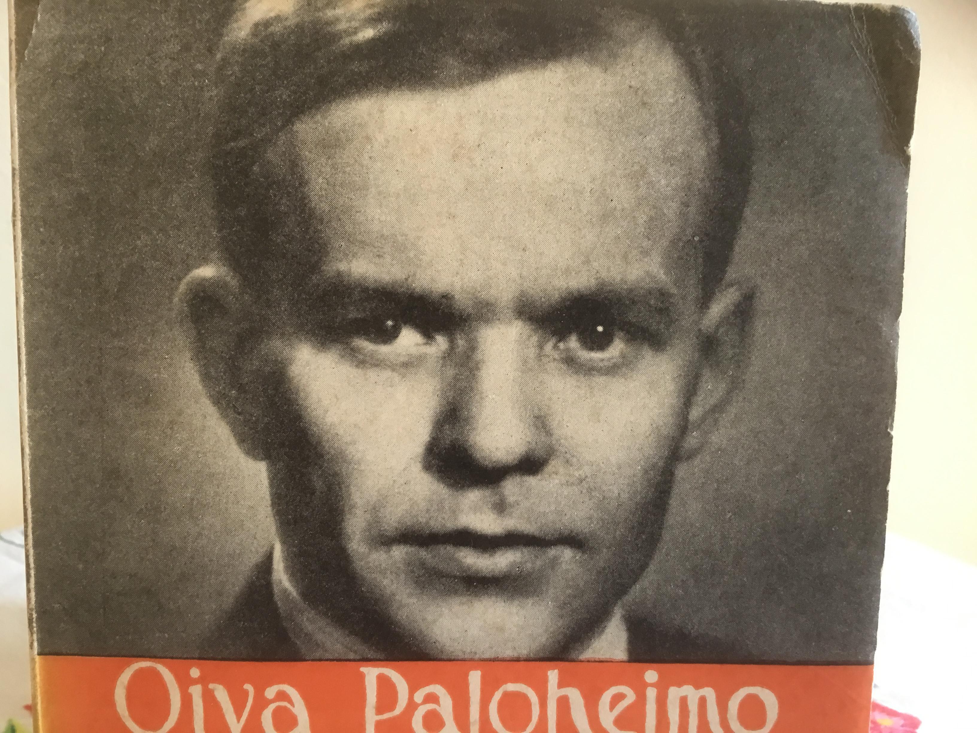 Oiva Paloheimo 110 v.
