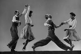 Lindy Hop Social Dance