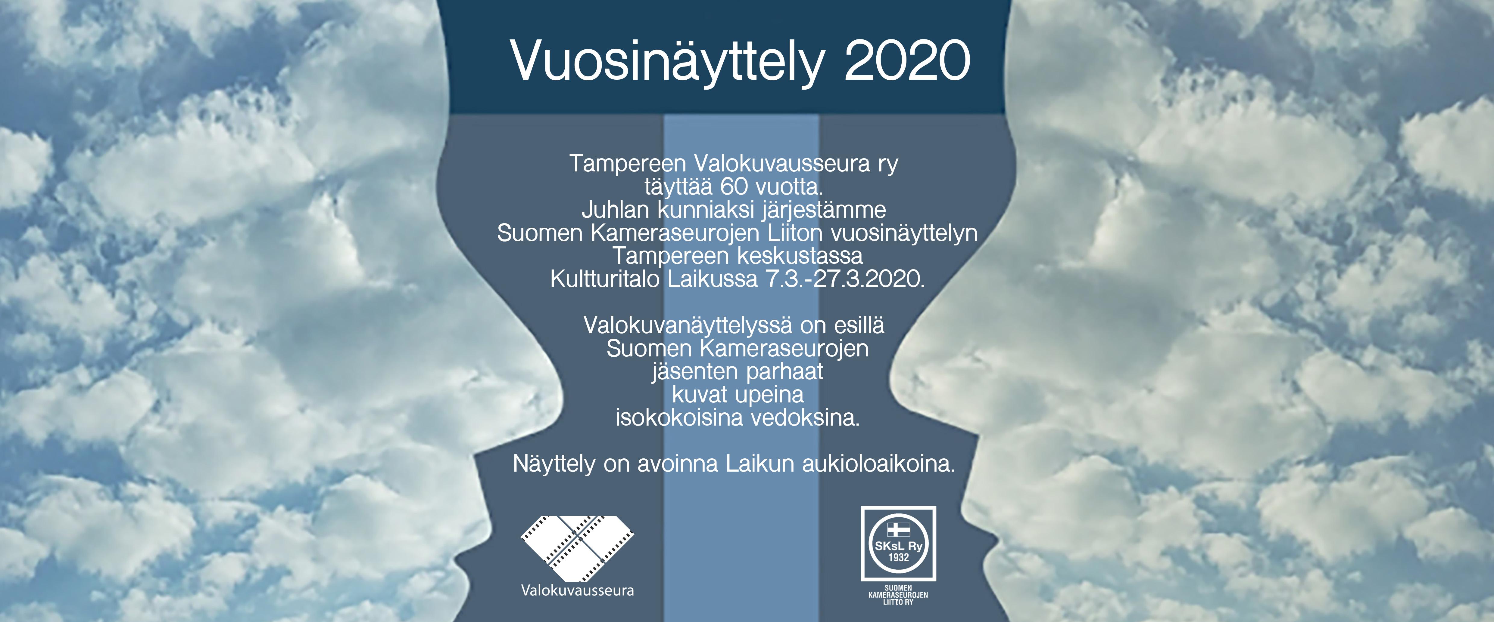 Peruttu: Tampereen Valokuvausseura 60 vuotta - Suomen Kameraseurojen liiton vuosinäyttely