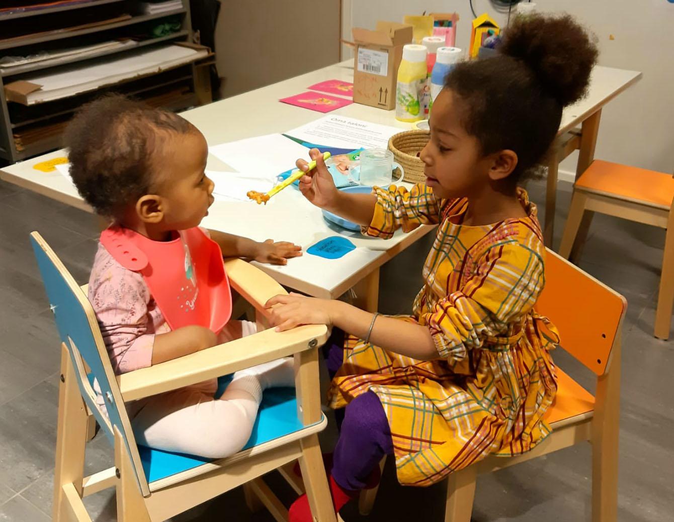 Kulttuurituokiot äideille ja lapsille