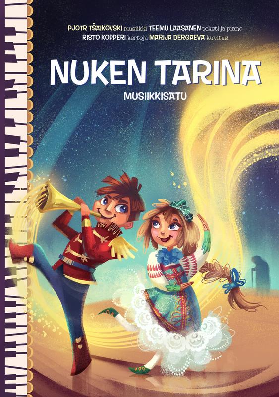 Musiikkisatu Nuken tarina