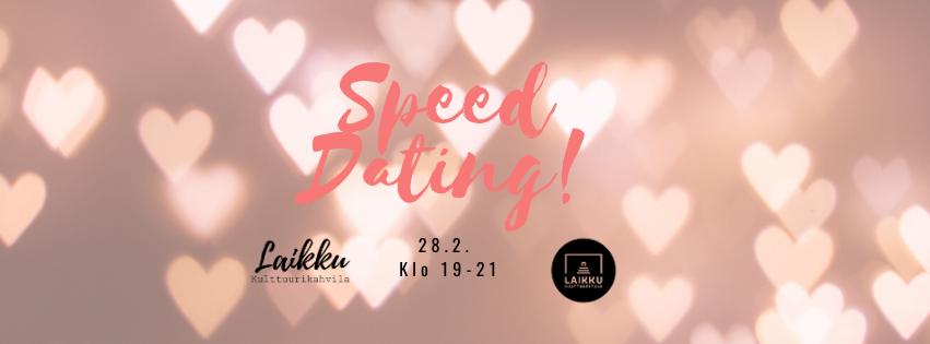 Speeddating -ilta
