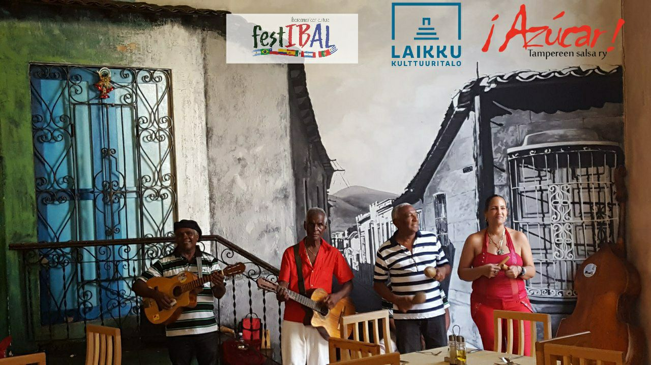 La música cubana y sus instrumentos - Kuubalaisen musiikin luento