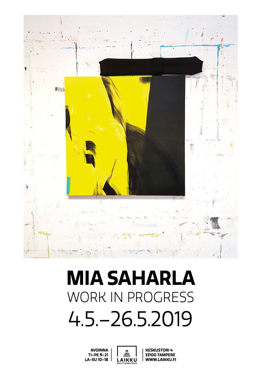 MIA SAHARLA: Work in Progress