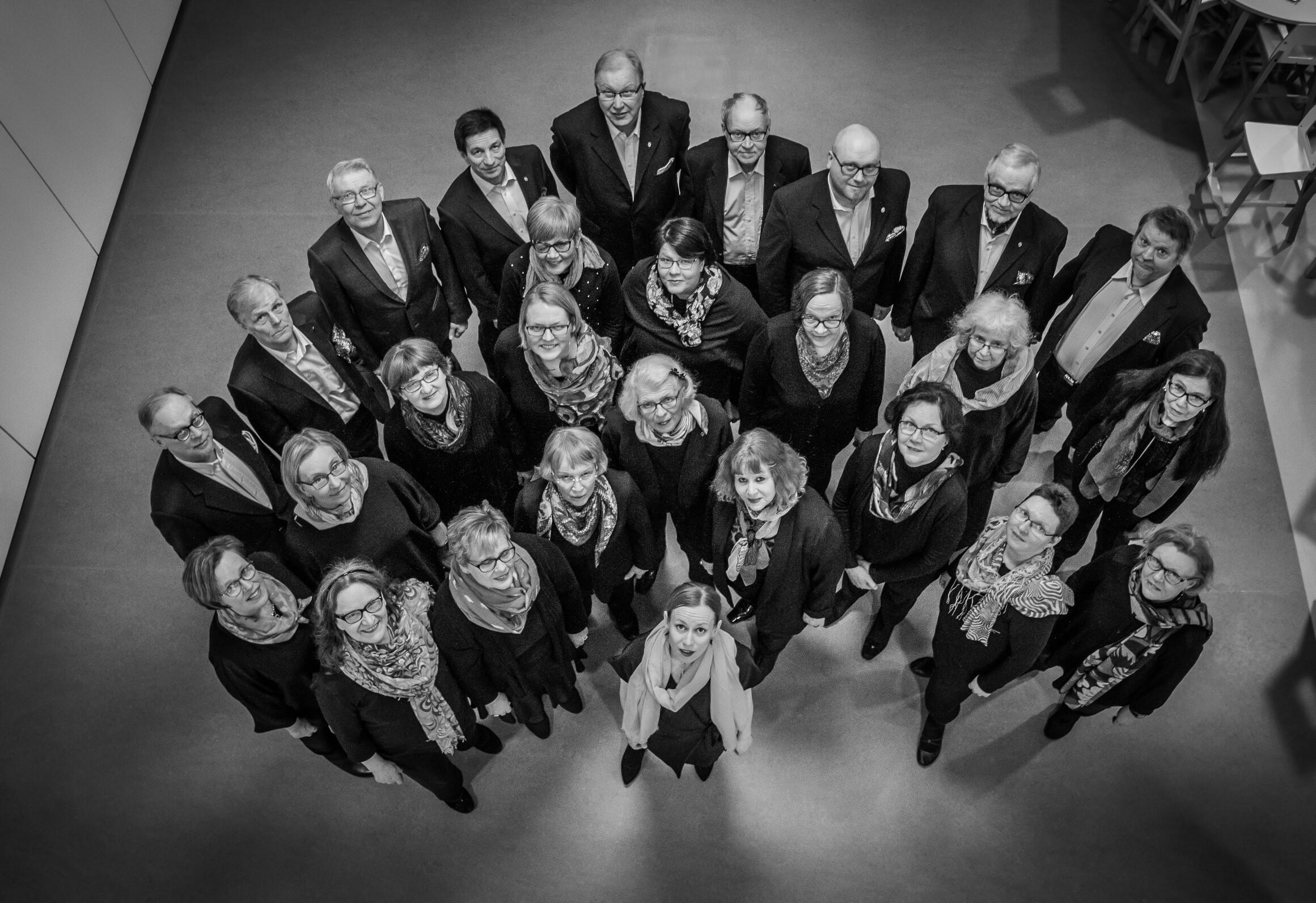 Picantus-kuoron 20-vuotisjuhlakonsertti