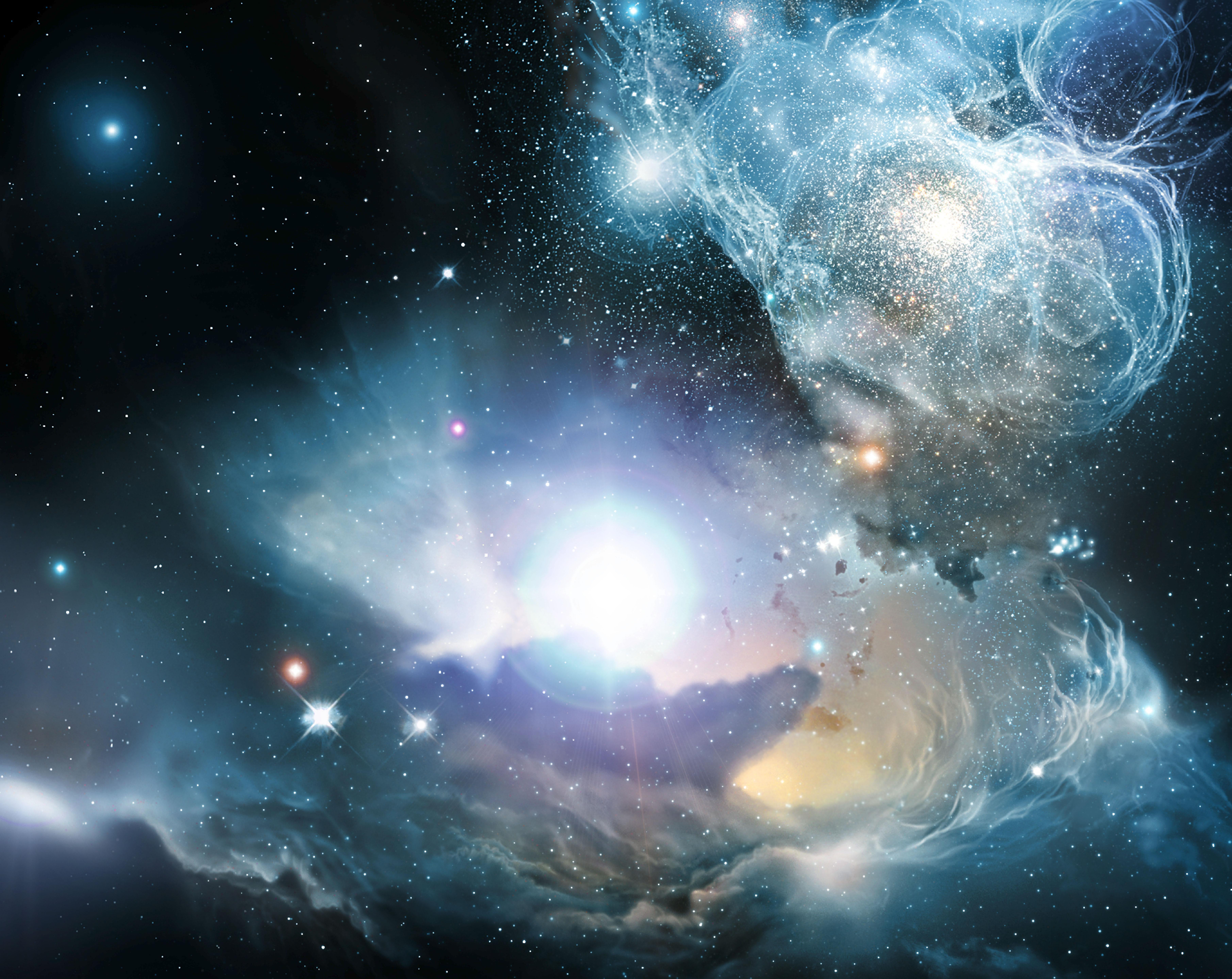 Tapahtuma peruttu: Ursan kuukauden esitelmä: Alkuräjähdyksestä nykyisyyteen