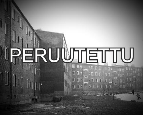 PERUUTETTU: Sukututkimusseuran esitelmä: Tampereen Kalevan Kiinanmuurin historia, Jorma Lappalainen