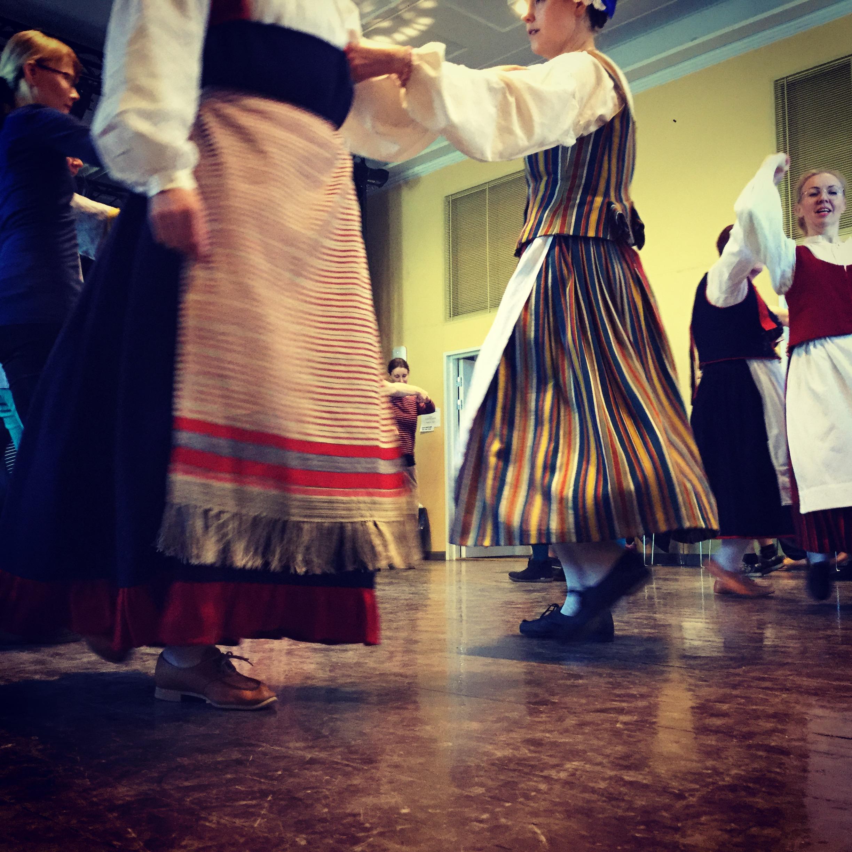 Rahvaan tanssiklubi: Sugrifest