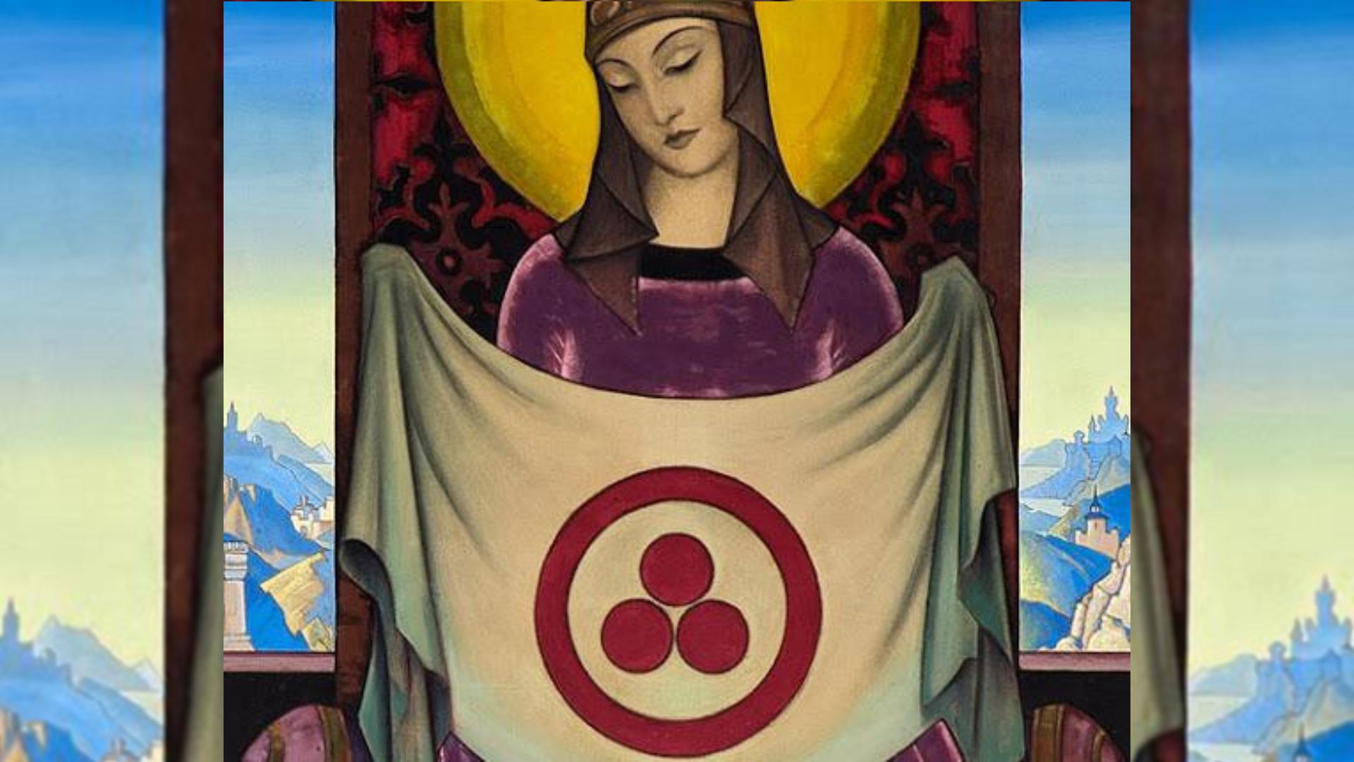 Roerich pakti – Rauha kulttuurin kautta -näyttely