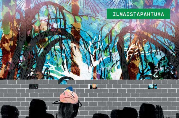 Tampere Biennalen perhepäivä