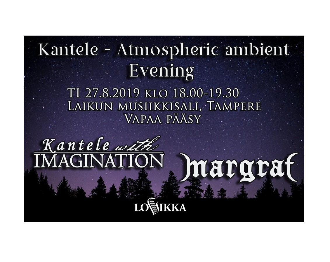 Kantele - Atmospheric Ambient Evening