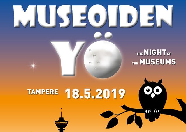 Museoiden yö Rullassa