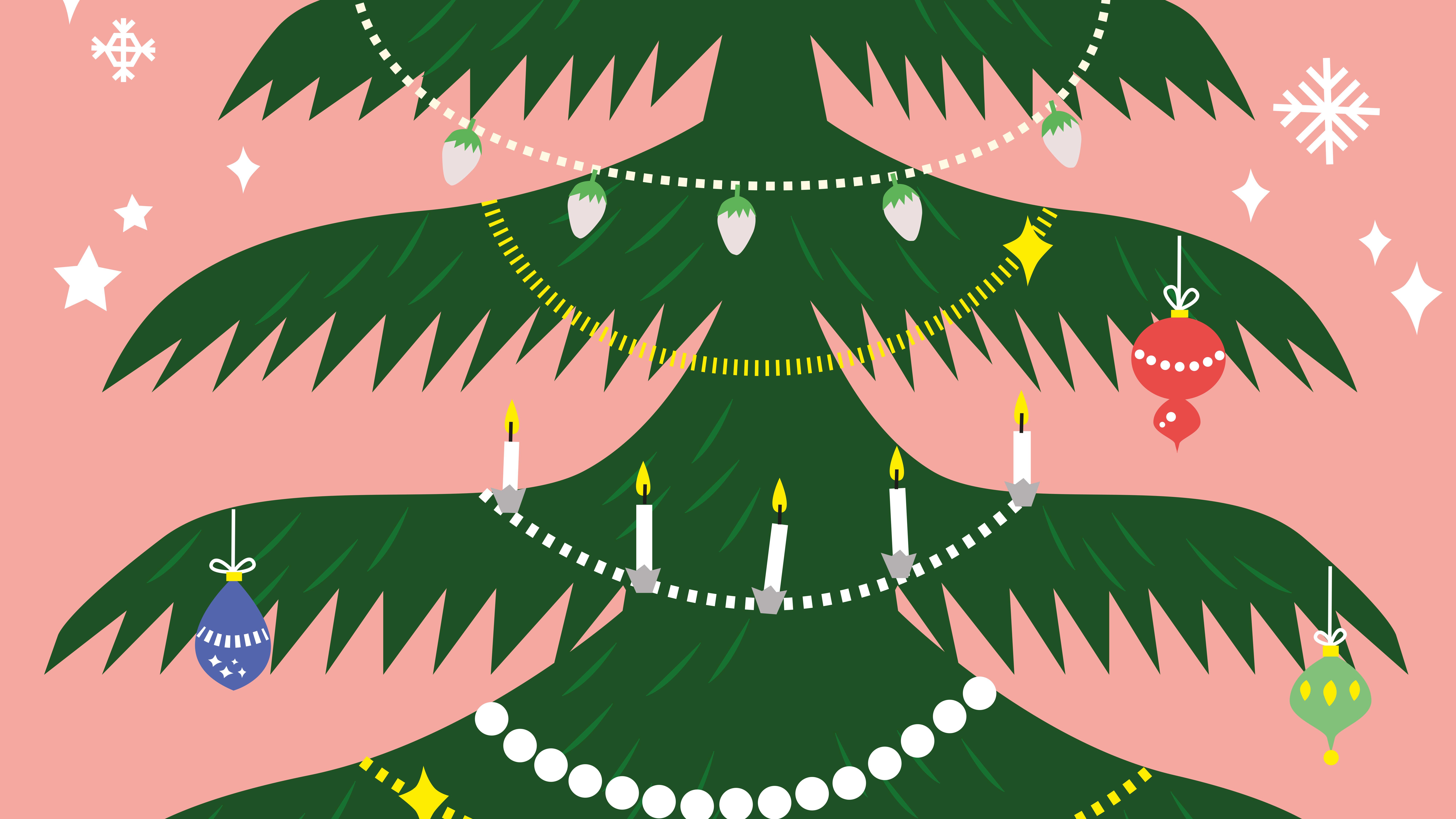 Joulupuunäyttely