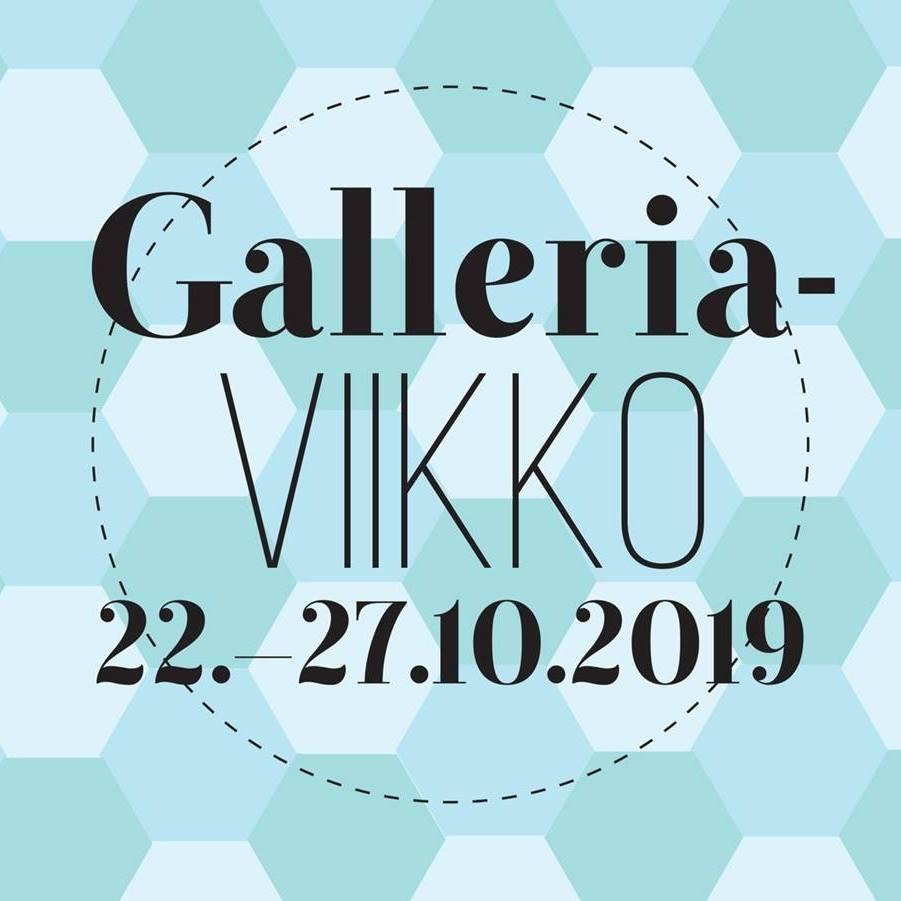 Tampereen Galleriaviikon avajaiset