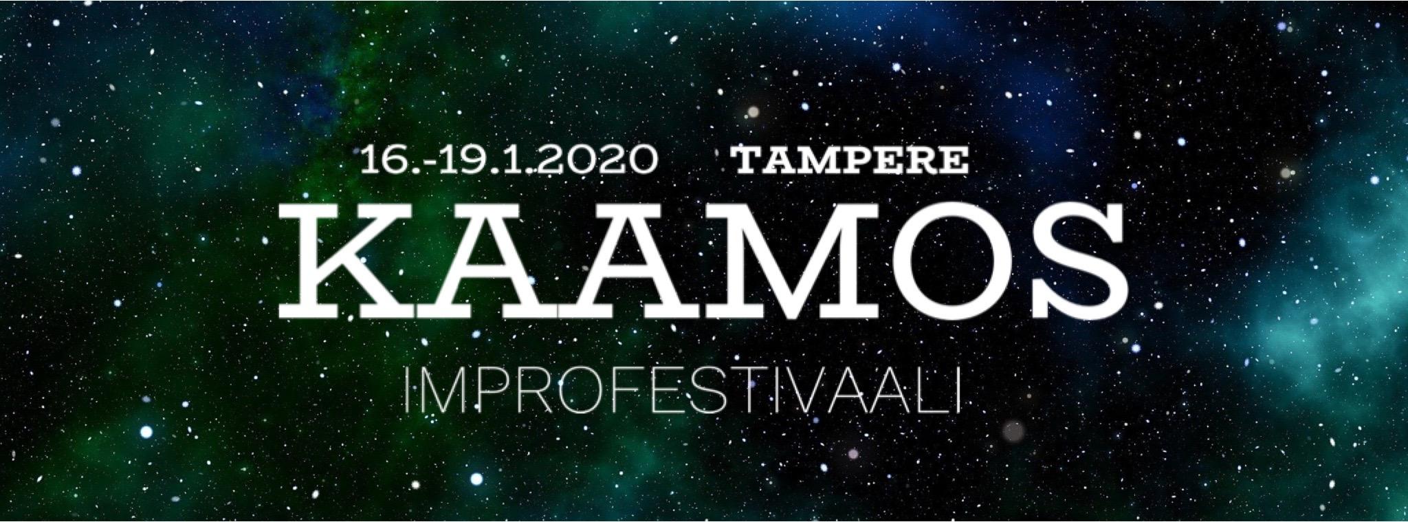 Seminaari- Improvisaatioteatterit  Suomessa