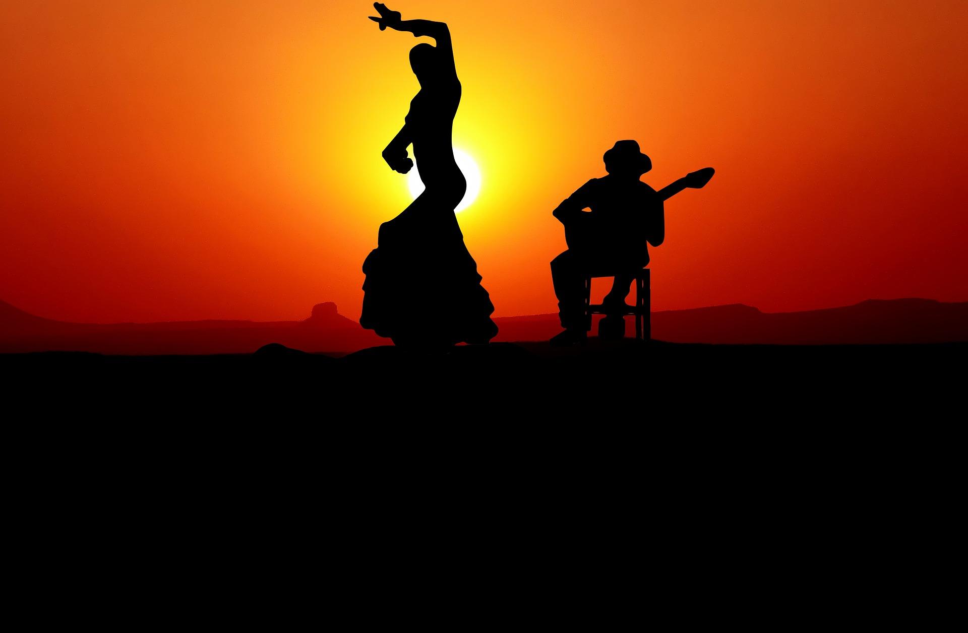 """Flamencoseminaari """"Yhdessä rytmissä"""""""