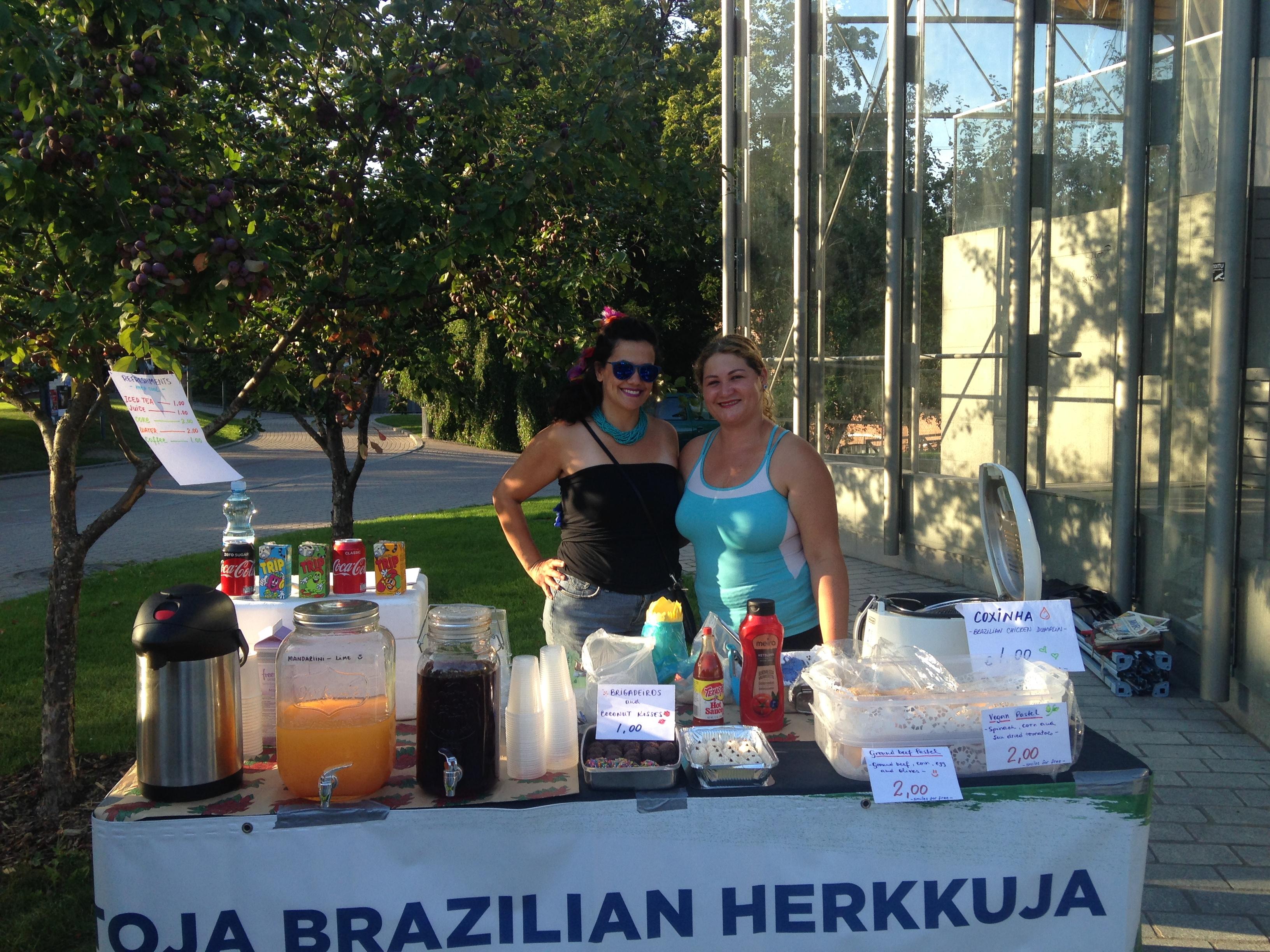 Brazilian Aitoja Herkkuja ja Ruokia
