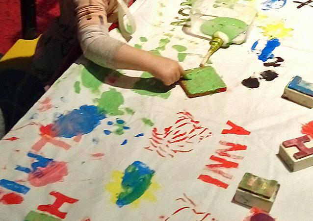 Rullan taidetunti: Monitasoinen kollaasi, TOTEUTUS ETÄNÄ, KAHTENA ERI TUNTINA