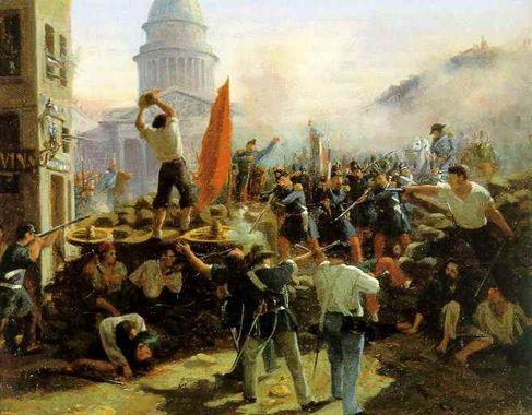 Ranskan vallankumoukset, Toukokuu 1968 ja me