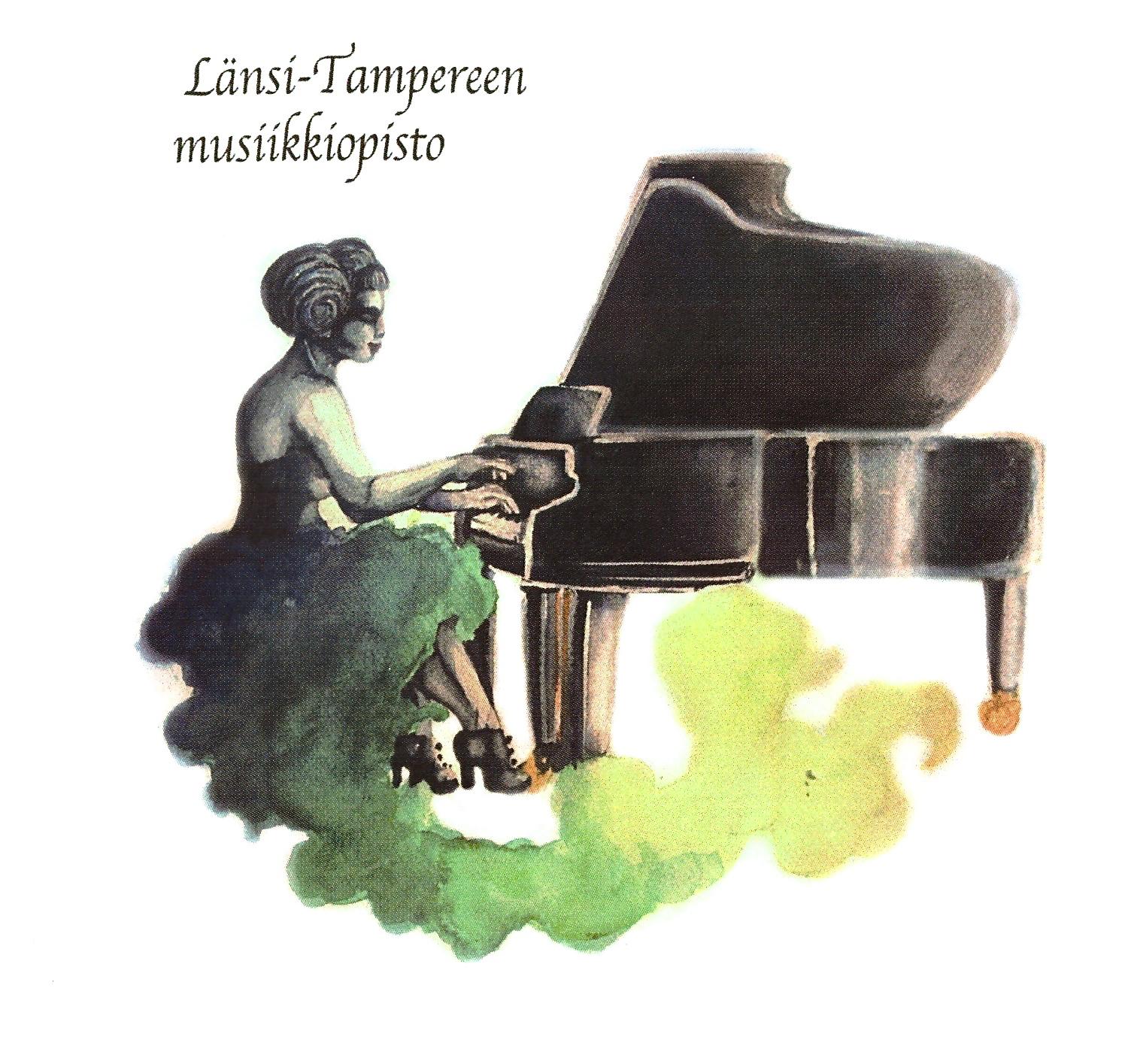 Länsi-Tampereen musiikkiopiston kevätkonsertti