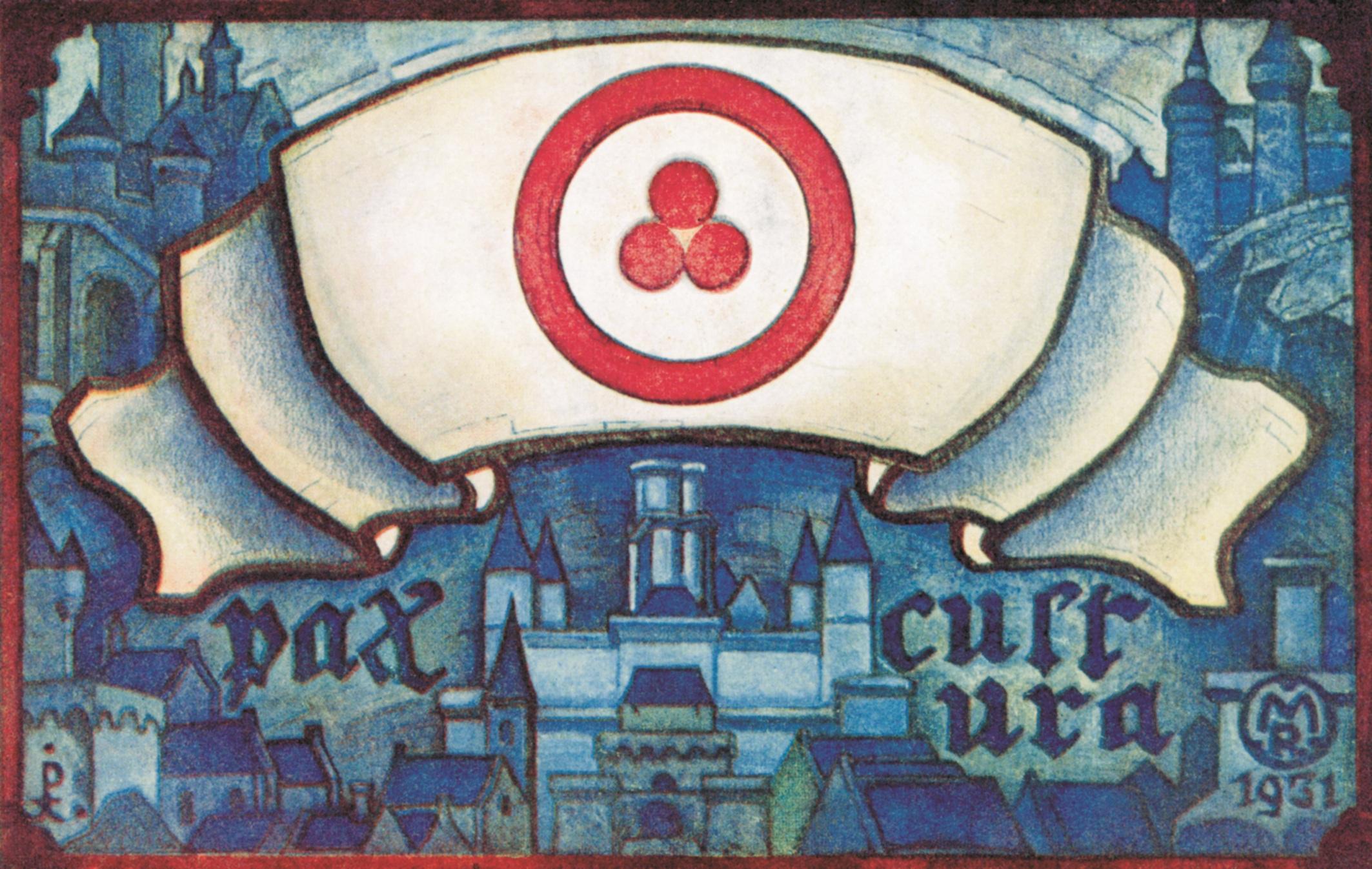 TAPAHTUMA PERUTTU: Roerich-pakti - Rauha kulttuurin kautta