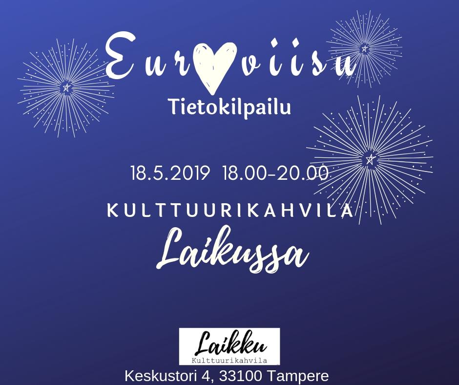 Laikun Euroviisuvisa