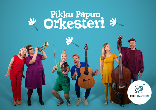 Rulla-klubi: Pikku Papun Orkesteri