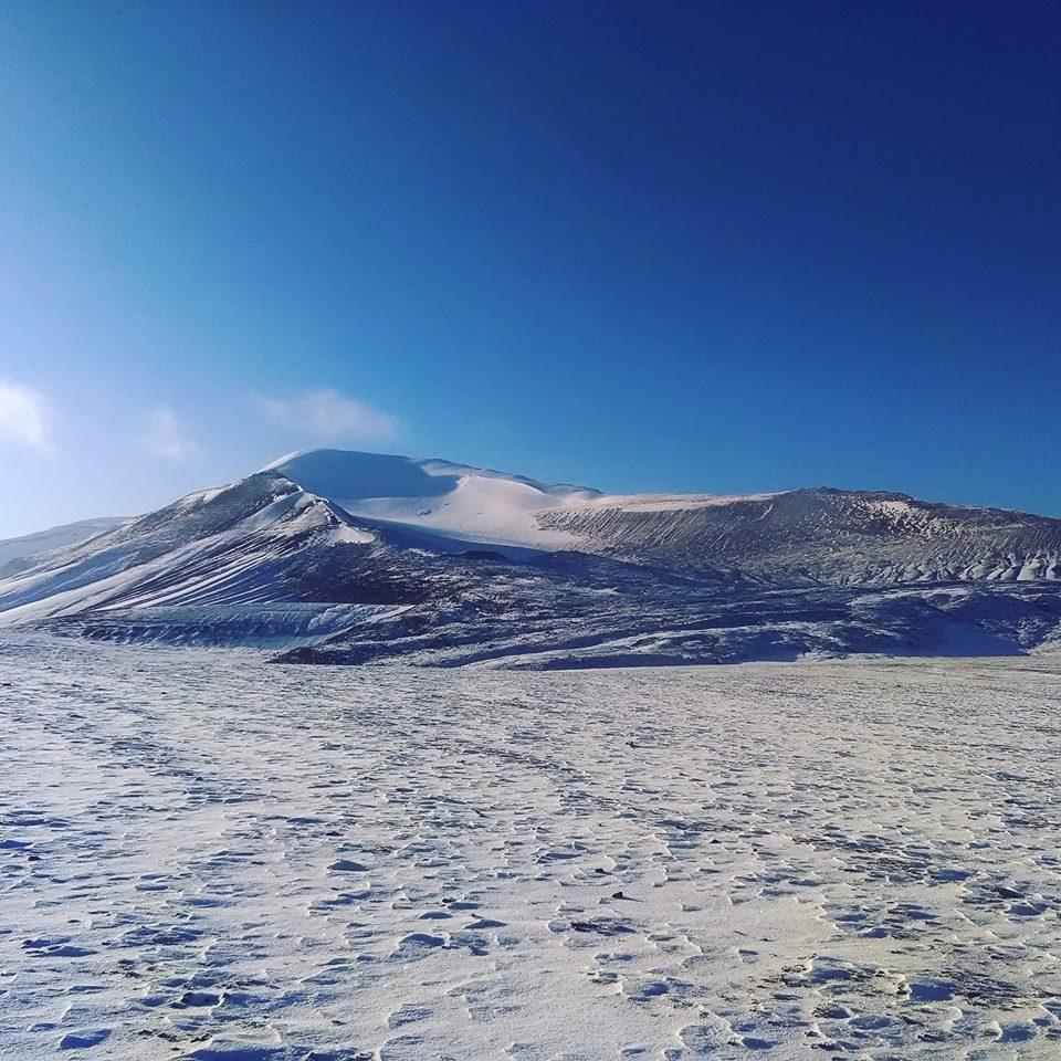 Arktis-retkeilijän ajatuksia ilmastonmuutoksesta ja luonnonsuojelusta