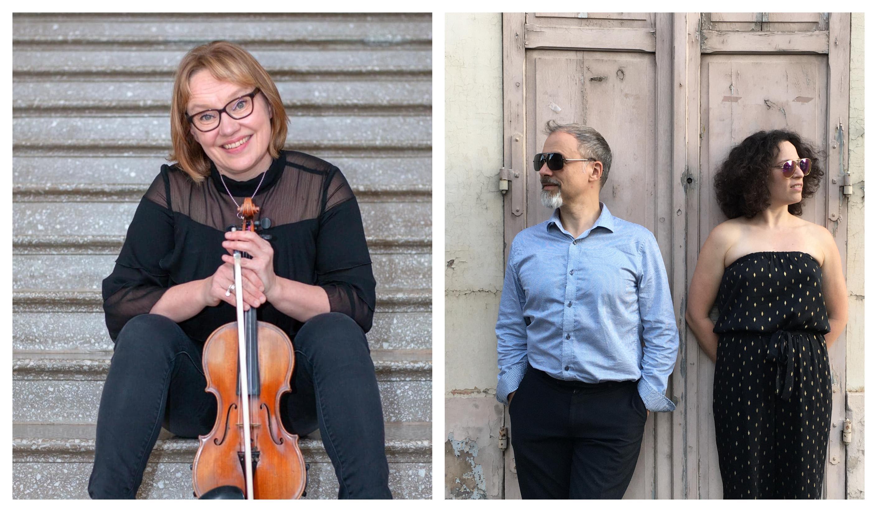 Klassinen konsertti verkossa: Trio Jyväskylä-Essen Beethoven Kontrasteja